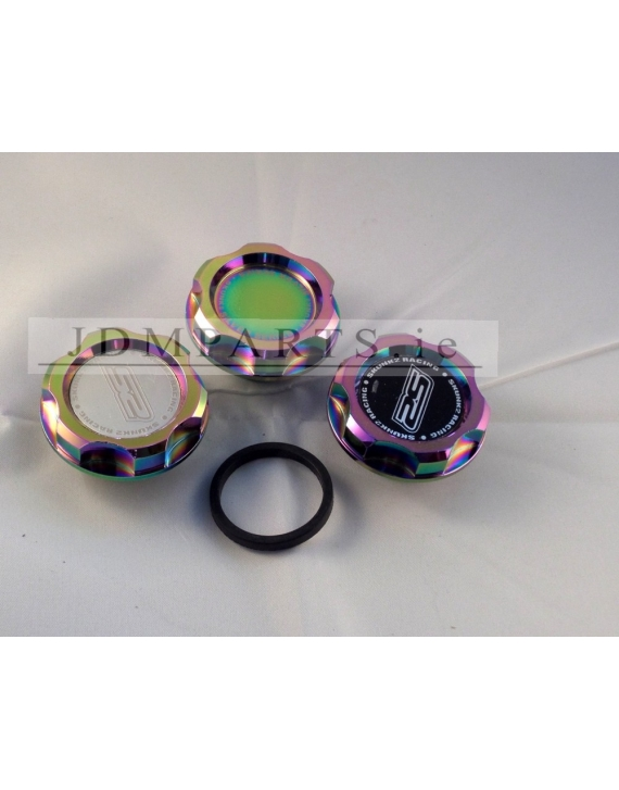 OIL CAP Neo Chrome HONDA B D H F