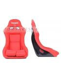 Bucket seat K109 BRIDE RED
