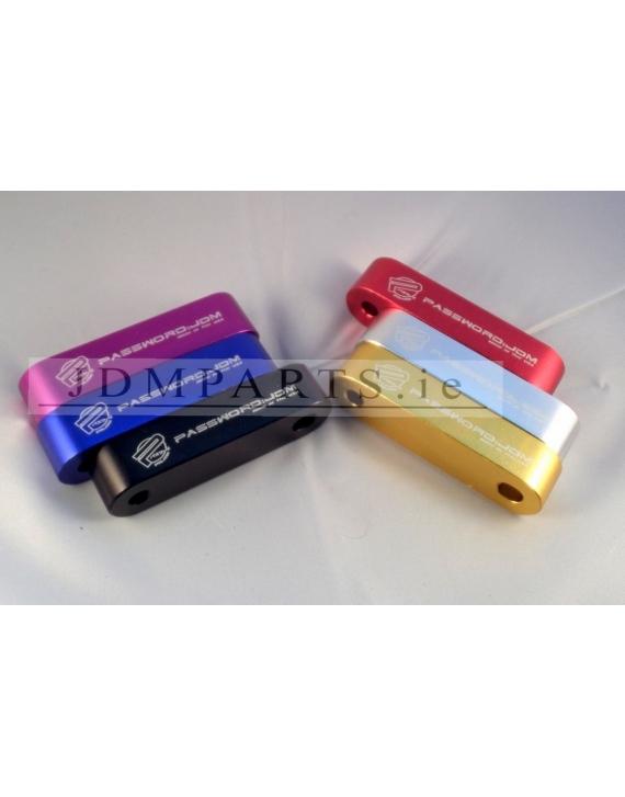 Password:JDM Billet Aluminum Hood Risers
