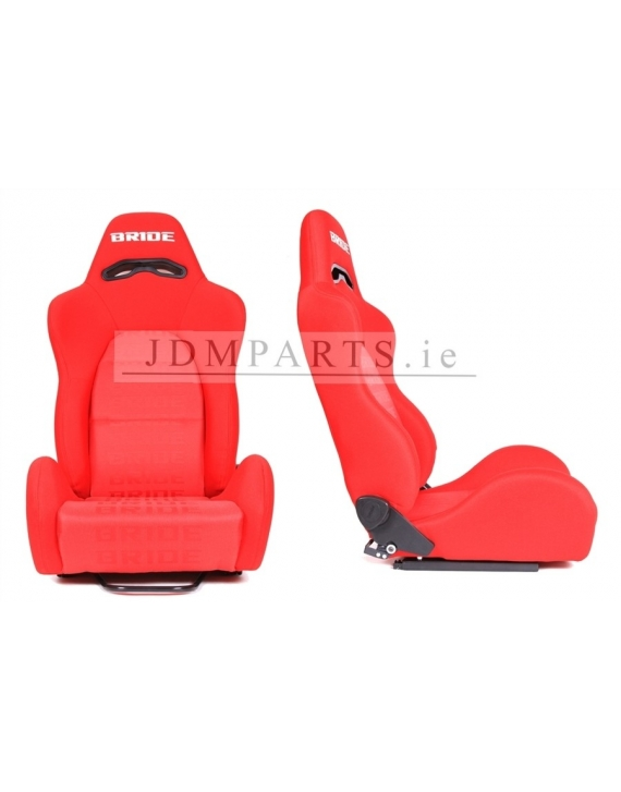 Bucket seat BRIDE  K700 RED