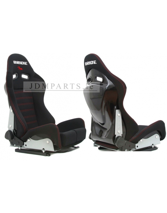Bucket seat BRIDE  LOW MAX II K608 BLACK