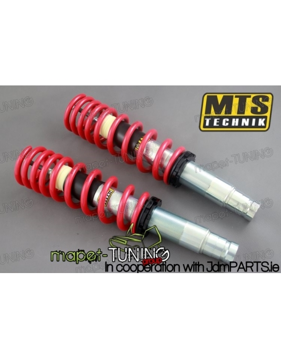 HONDA CIVIC / CRX 91-00 MTS V4 Coilovers FRONT