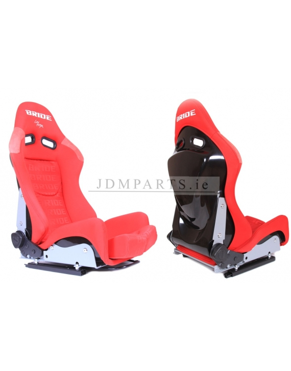 Bucket seat BRIDE LOW MAX II K608 RED