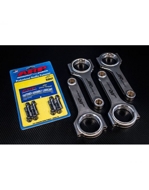 Toyota 3SGE/GTE beams Forged Connecting rods (JRspec)
