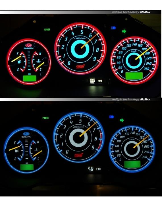 LED INDIGLO Subaru Impreza 2000-2007