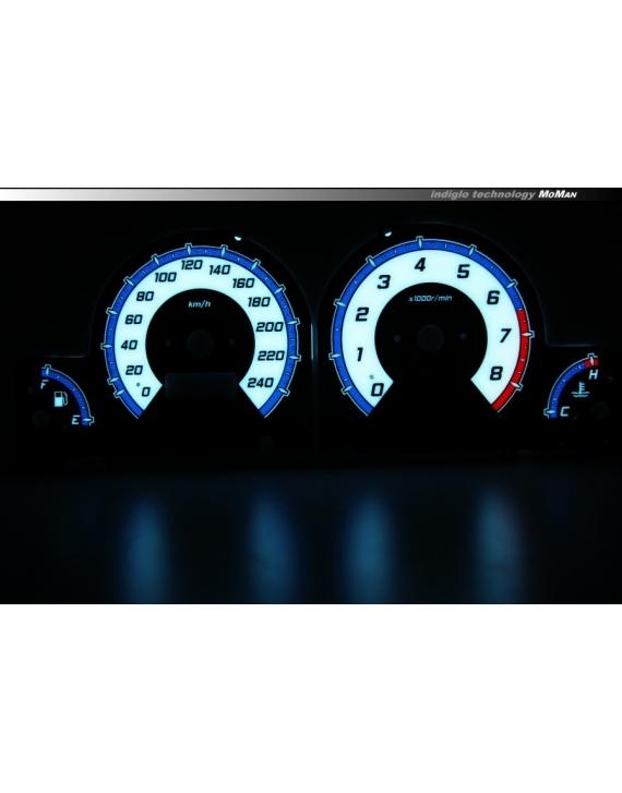 LED INDIGLO Subaru Forester 1gen 1997-2002
