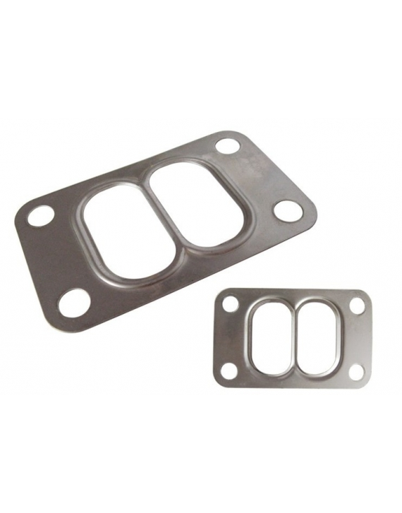 T3 or T3/t4 twin scroll turbo with divided entry GASKET EP-CGQ11