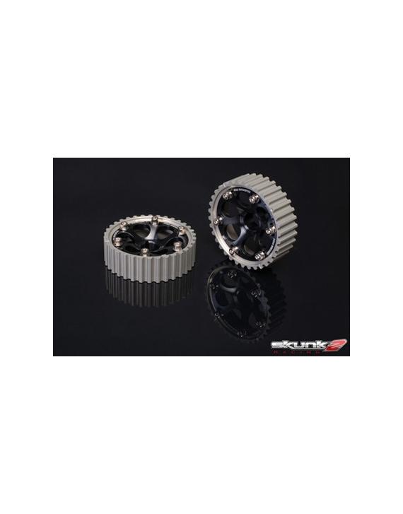 Skunk2 304-05-5202 B-Series & H23A1 Pro Series Cam Gears BLACK