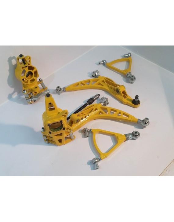 Mazda RX8 68 degrees Front Lock kit & ackermann adjustment set. DRIFT KIT