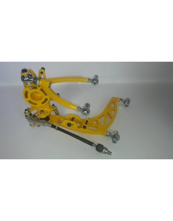 MAZDA  RX7 FD 68 degrees Front Lock kit & ackermann adjustment set. DRIFT KIT