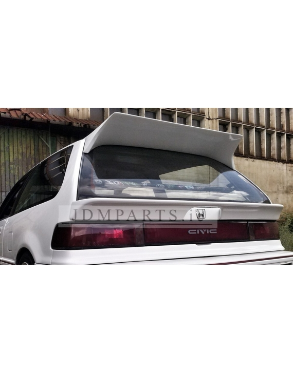 FIBREGLASS  Chargespeed WING civic 4g HB   88-89 90-91 88-91