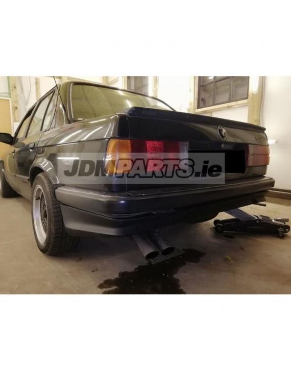 BMW  e30 rear lip ZENDER