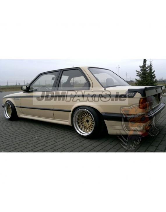 BMW  e30 rear lip BBS style