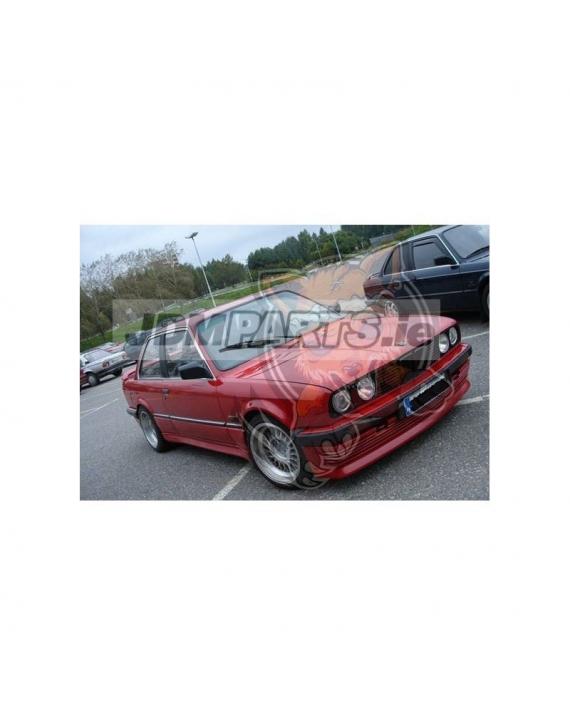 BMW e30 front lip BBS style