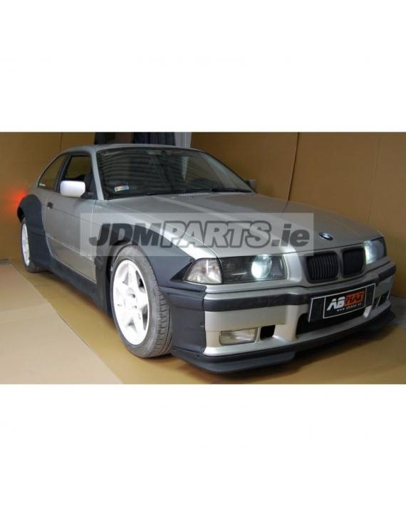 BMW e36 front lip WIDEBODY V2