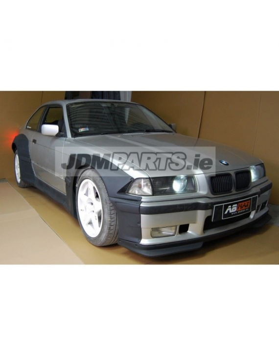 BMW e36 coupe sideskirts WIDEBODY V2