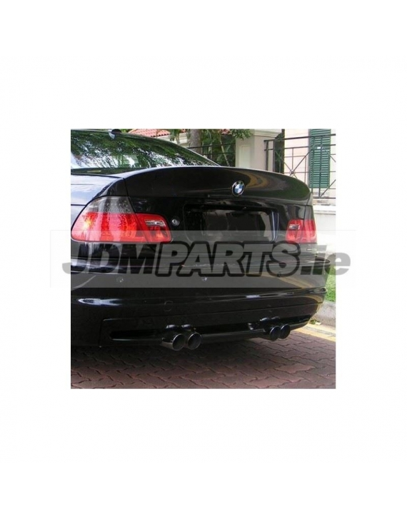 BMW e46 ducktail M3 CSL COUPE