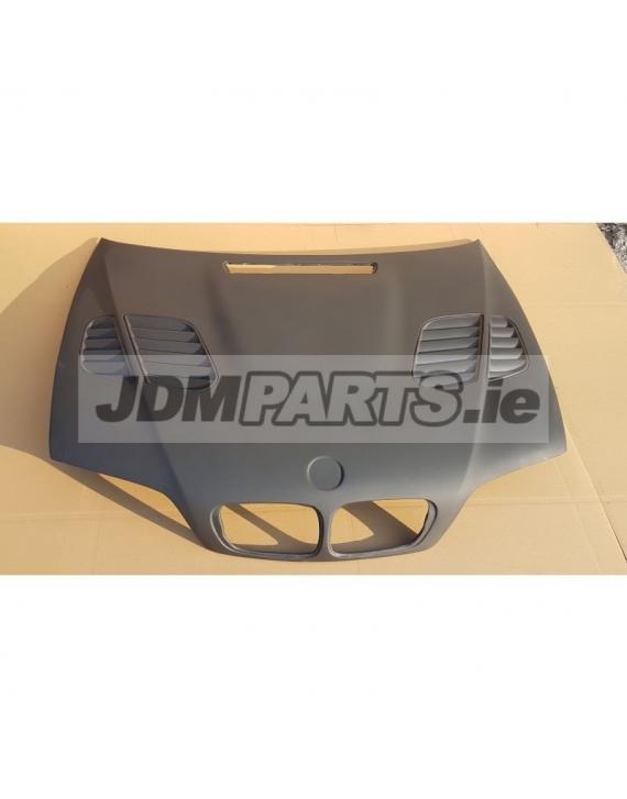 BMW e46 bonnet M3 GTR