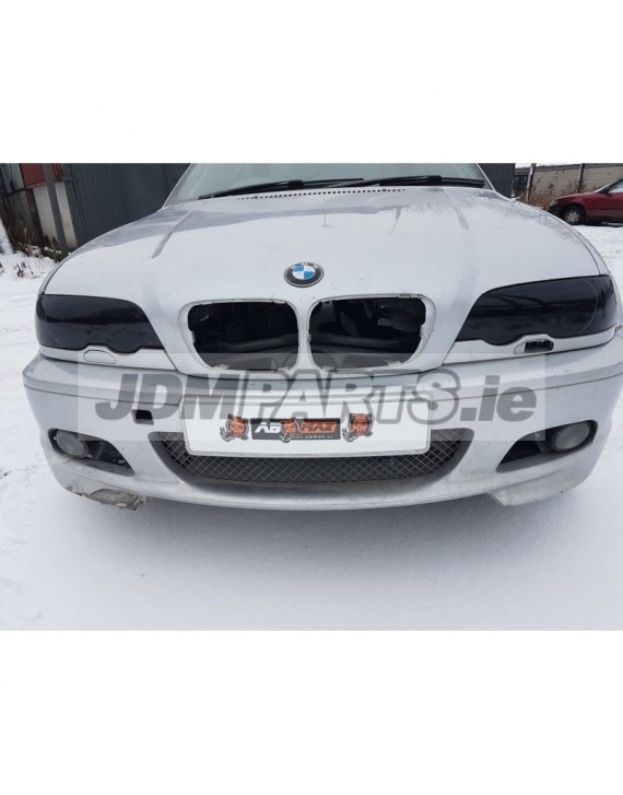 BMW E46 head hlights cover FRP