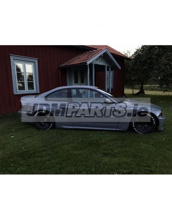 BMW e46 SIDESKIRTS COUPE SET