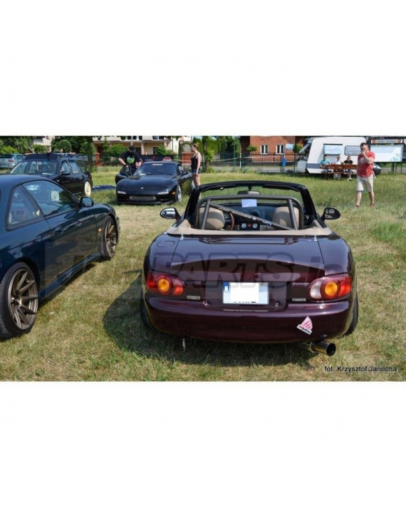 MAZDA MX5 NB ducktail