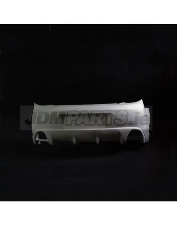MAZDA RX8 rear bumper FRP