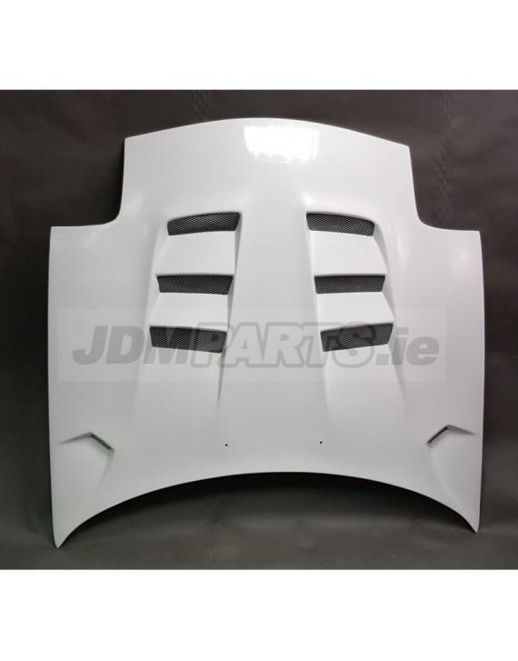 MAZDA RX7 with bonnet wih air-intake FRP fibreglass