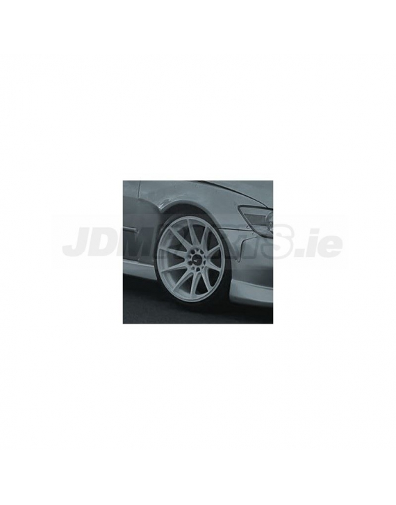 LEXUS IS200 front overfenders WIDEBODY +40mm/side
