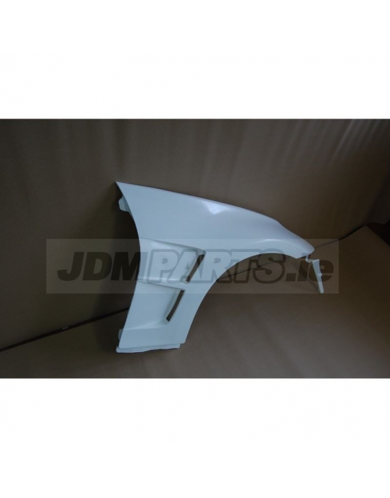 Nissan 370z front fenders +25mm/side FRP