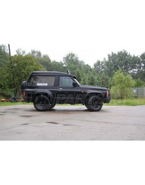 Nissan Patrol Y60 Doors FRP