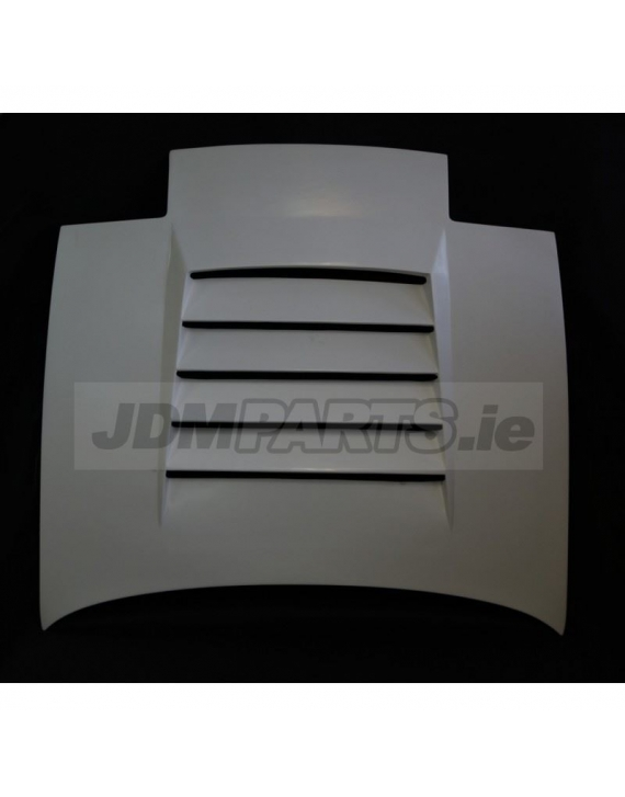 Nissan S13 bonnet with air intake  FRP