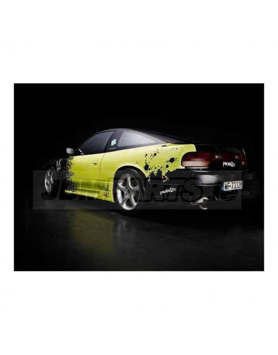 Nissan s13 rear bumper Vertex  FRP