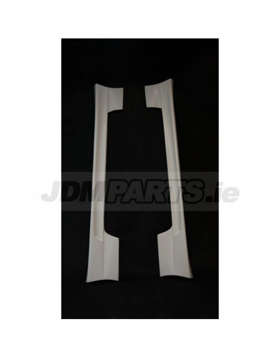 Nissan s13 sideskirts Vertex  FRP