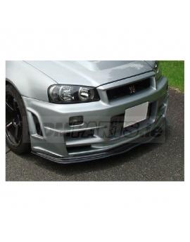 Nissan skyline gtr r34 front bumper  FRP