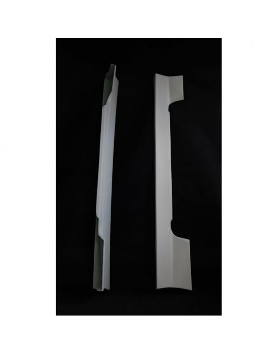 Nissan S15 sideskirts AGRESS FRP