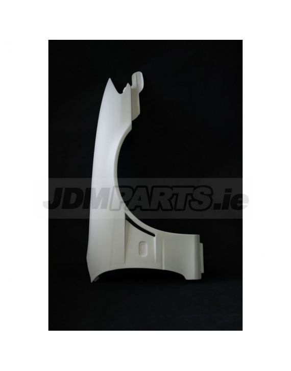 Nissan S15 front fenders with air-intake +25mm FRP