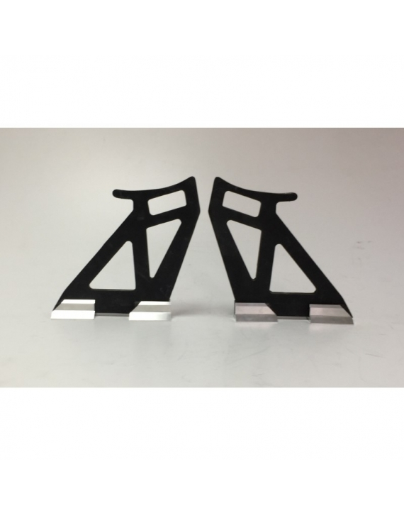 Universal Brackets Wing Legs 19 cm BLACK