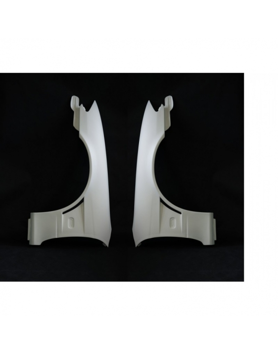 Nissan front fenders wings  S14.5 conversion