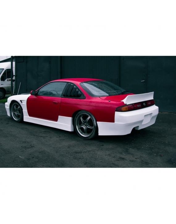 Nissan S14 s14a rear bumper ROCK - ROCKET RB