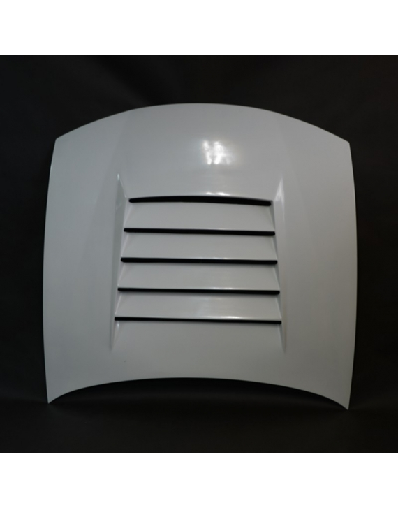 Nissan S14a bonnet with air-intake FRP