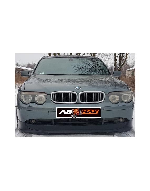 BMW 7 E65 2001-2005 FRONT LIP FRP
