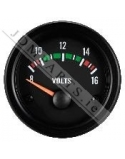 Vdo Look 52mm voltmeter